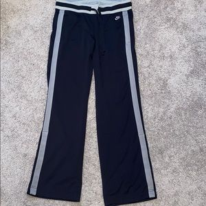 Nike 8/10 medium basketball pants athletic mesh